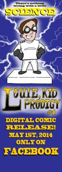 Louie promo by comicbook1287