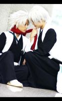 Bleach Cosplay: BL LoveLove by Akusesu