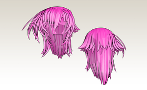 Melody's hair -READ INFO- by amiamy111