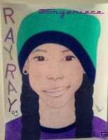 Ray Ray From Mindless Behavior by DesiSoMindless143