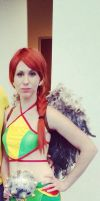 Amecomi hawkgirl by Acl87