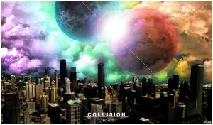 Collision by Aldja