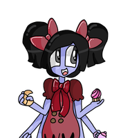 Muffet by Juliebunny127