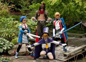 BlazBlue: Sentai Force by LyricalEntropy