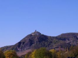 View from Bad Honnef by Michawolf13