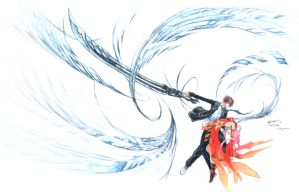 Guilty Crown: Void Sword by Nick-Ian