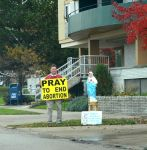 Pray to End Abortion by waitingforlefty