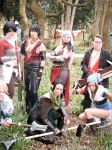 Kitacon 4 Dragon Age Group by D2SCosplay
