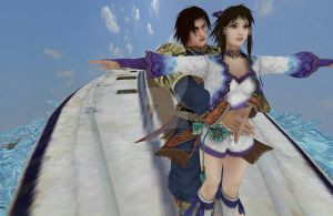Kilik and Xianghua:Titanic Moment by Stylistic86