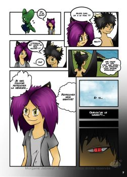 Link Adventure page 7 - The Prologue by YukiArtOfficiel