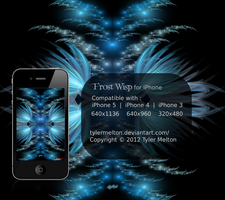Frost Wisp for iPhone by t-dgfx