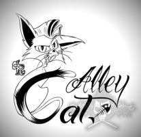 Alley Cat by actionrokka
