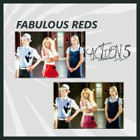Action5: Fabulous reds by 11GabyCool11