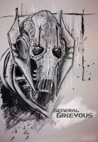 General Grievous by Yuroboros
