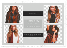 Pack Png 24 - Little Mix by SensePngs