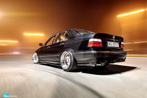 BMW e36 11wide by GIIFOTO