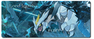 Fury of kyurem by Lordkazeh