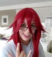 Grell wig preview by NatashaThorrible