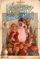 Frosty the Snowman by blitzcadet