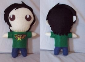 Anthony Padilla Plush Doll by TatsuoMizushima