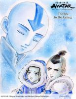 AVATAR-The boy in the iceberg by Tenshi-Nie