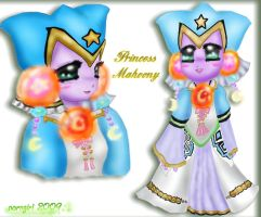 ::Mahoony_Princess_Revamped:: by norngirl