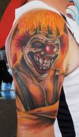 Sweet Tooth from Twisted Metal by aenema777