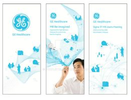 Ge Healthcare Banner by purpletbl