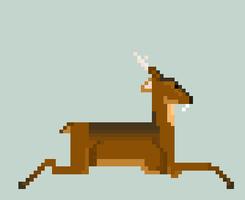 Deercycle by Grasswhistler