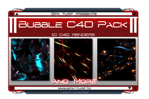 2nd Bubble C4D Pack by DaBigBoss93