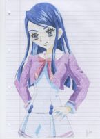 Yes Pretty cure 5 by LittleViolet-13
