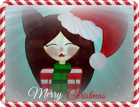 Merry Christmas!! by irenethecatkiss