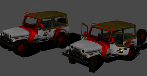 JP THE GAME- JEEP WRANGLER by OoFiLoO