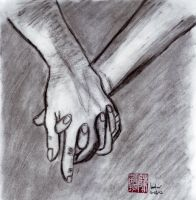 Hold Hands by lennerose