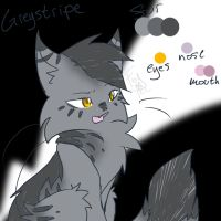 Greystripe Quick Ref by FieryTiger