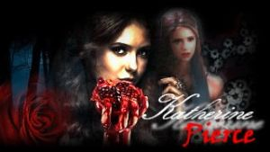 Katherine Pierce by SatineChristian