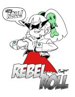 Rebel Roll by RyanJampole