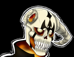 Skeleton Guy Gift by Wolfchick36