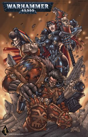 COMIC WH40K Warhammer_40k_poster_by_LoganLee