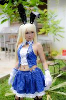 Marie Rose: Bunny in action! by YuukiKuranPrincess