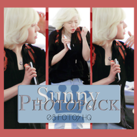 Photopack Sunny- SNSD 024 by DiamondPhotopacks