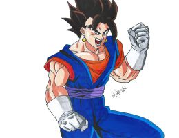 Vegetto by MikeES