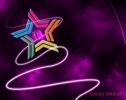 UnixiGroup Wallpaper by LenSpirations