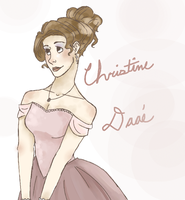 Christine Daae by roses-and-phantoms