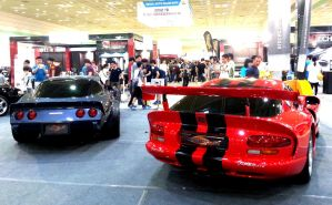 Pure American Supercars by toyonda