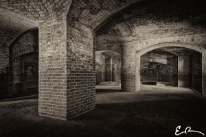 Return to Fort Point by eprowe