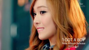 [SC] Jessica - I Got A Boy teaser by imawesomeee03