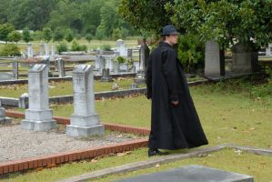 Taylor Jackson Cemetery 23 by LinzStock