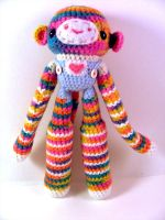 RAINBOW MONKEY by DoctoramalL