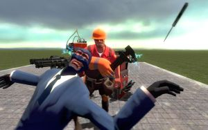 Engie Gets Revenge by Prothean290